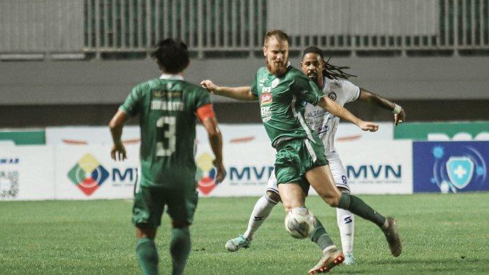 Hasil BRI Liga 1: PSS Sleman Menang 2-1, Merangsek ke Papan Tengah Klasemen