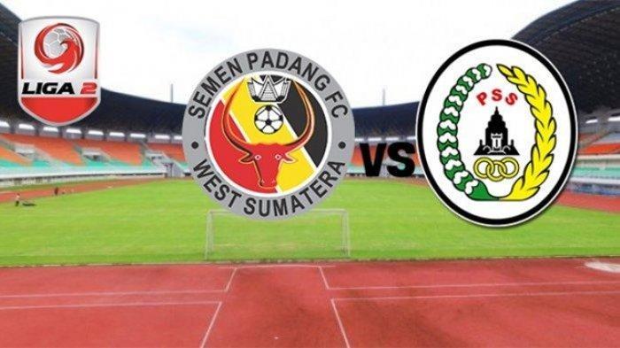 Jadwal Final Liga 2 PSS Sleman vs Semen Padang - Head to Head Kedua Tim, Super Elja Lebih Dominan