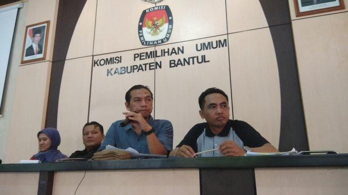 KPU Bantul Gelar Rapat Evaluasi Pelaporan dan Audit Dana Kampanye