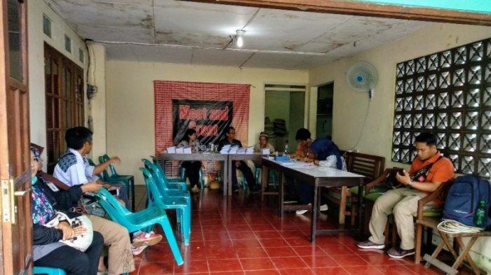 Hanya 4 Surat Suara yang Dicoblos di PSU TPS 55 Purwomartani Kalasan