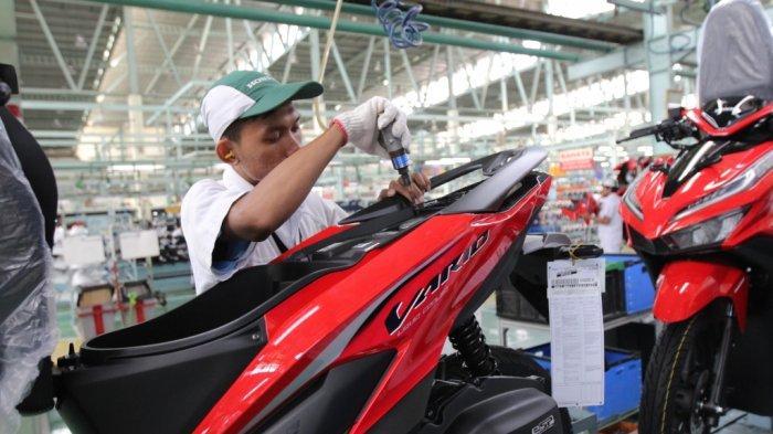 Penjualan Motor Melonjak Tujuh Kali Lipat Usai PSBB