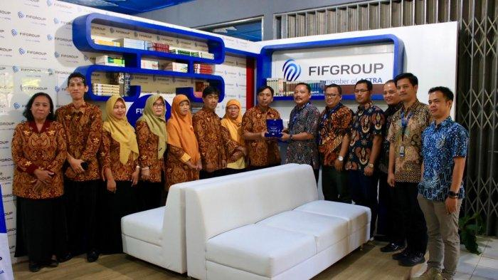 Wujudkan Generasi Terbaik Bangsa, FIFGROUP Resmikan Reading Corner Ketiga di Yogyakarta