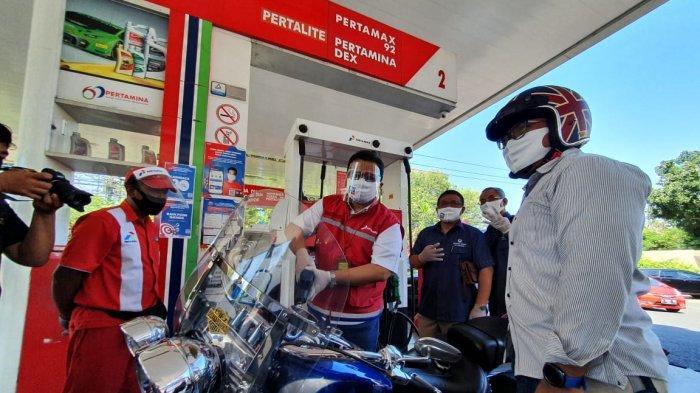 Peringati Hari Pelanggan Nasional, Pertamina Kembali Berikan Edukasi Tentang Pengisian BBM