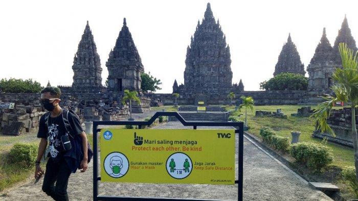 Pembukaan Candi Borobudur, Prambanan dan Ratu Boko Tunggu Rekomendasi