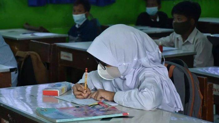 Uji Coba PTM Terbatas Mulai Dilaksanakan di Bantul: Seminggu Dua Kali, Sehari Hanya 2 Jam Pelajaran