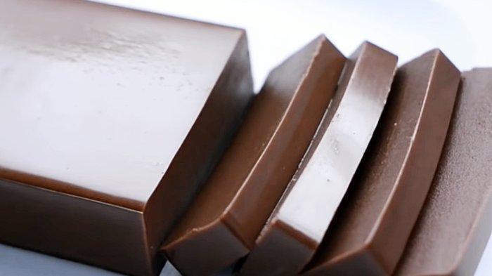 Resep Puding Brownies Cokelat Rumahan