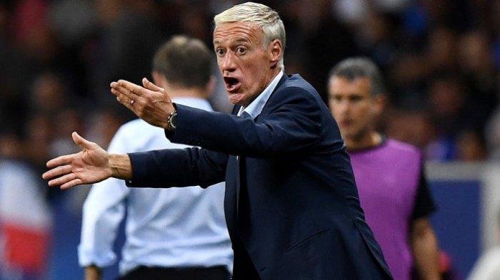 Pujian Setinggi Langit Layak Diberikan Untuk Didier Deschamps yang Sukses Bawa Prancis ke Final