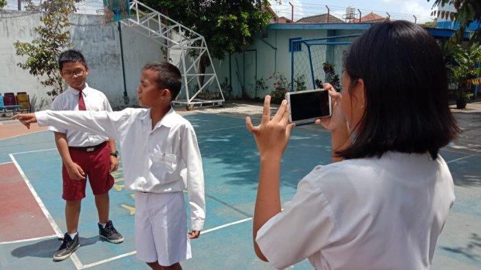 SMP Budya Wacana Menggelar Lomba Vlog untuk Siswa SD