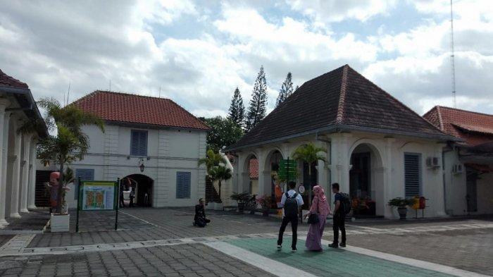 Puluhan Wisatawan Datangi Pembukaan Museum Benteng Vredeburg Tribun Jogja