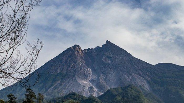 Update Gunung Merapi 19 Juli 2021, Guguran Lava Pijar Terjadi 10 Kali dengan Jarak Luncur 1,5 Km