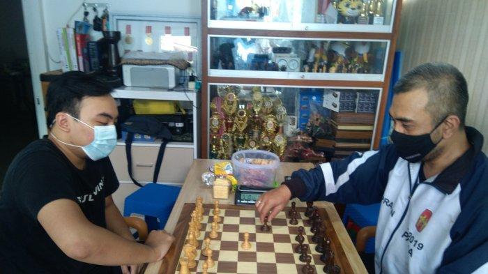 Kontingen Catur DIY Siapkan Opsi Try Out untuk Hadapi PON XX Papua 2021