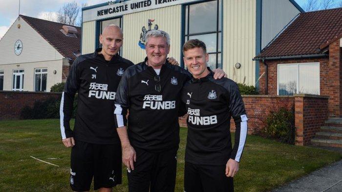 Newcastle United Kini Jadi Klub Tajir, Steve Bruce: Degradasi Jadi Masalah Besar