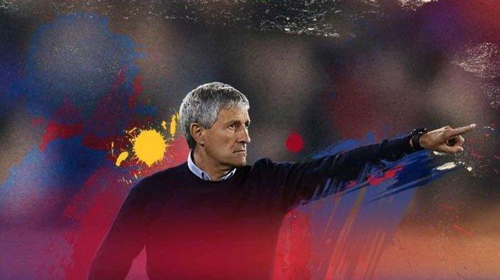 Sosok Quique Setien Pelatih Baru Barcelona, El Maestro yang Doyan Otak-atik Strategi Permainan Catur