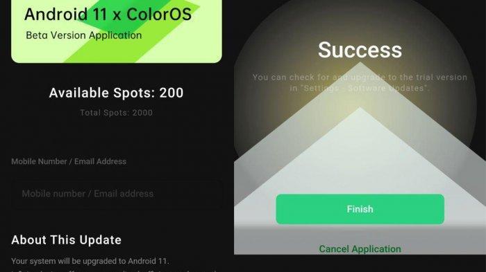 OPPO Buka Kesempatan Pengguna di Idonesia Cicipi Android 11 Beta