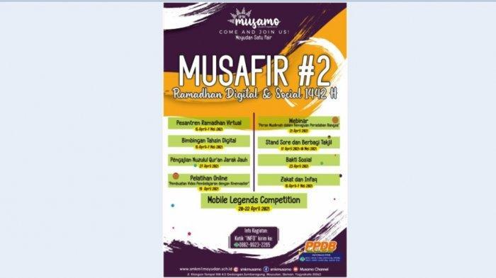Ramadhan Digital & Social SMK Muhammadiyah 1 Moyudan