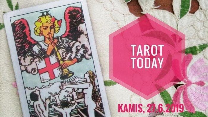 Ramalan Tarot Hari Ini Kamis 27 Juni 2019 : Maafkan Kesalahan Masa Lalu