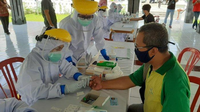 Satu Wisatawan dari Semarang Terdeteksi Positif pada Tes Acak di TIC Borobudur