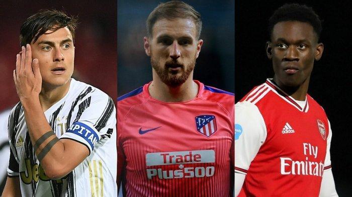 Rangkuman Rumor Transfer Premier League, Liga Spanyol, Liga Italia dan Ligue 1