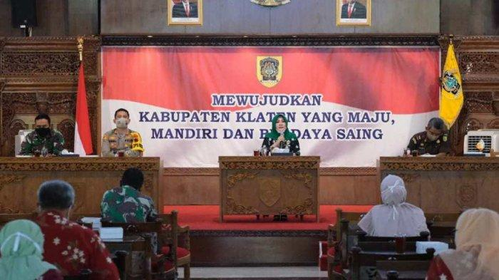 Tidak Bermasker di Klaten, Siap-Siap KTP Ditahan