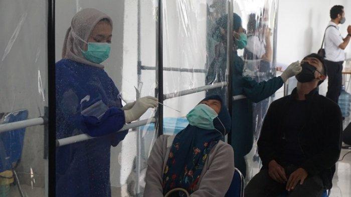 Stasiun Tugu Yogyakarta Buka Layanan Rapid Test Antigen untuk Calon Penumpang