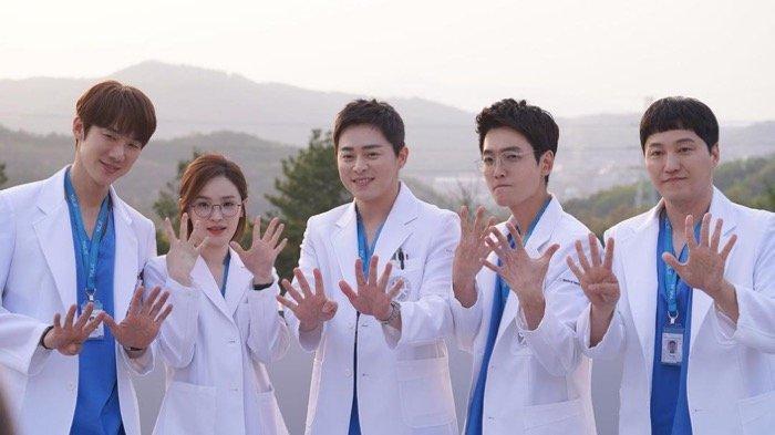 Lirik lagu In Front of the Post Office in Autumn OST Hospital Playlist 2, Lengkap dengan Terjemahan