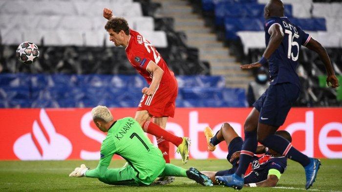 Rating Pemain PSG dan Chelsea yang Lolos ke Babak Semifinal Liga Champions