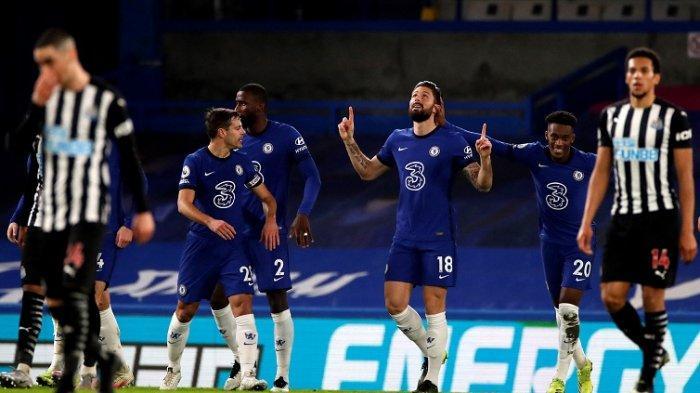 AC MILAN: Begini Peluang Rossoneri Merekrut Olivier Giroud dari Chelsea