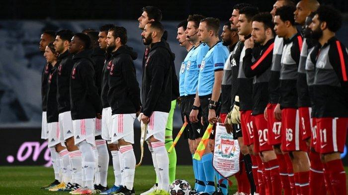 Rating Pemain Liga Champions Madrid, Liverpool, Man City dan Dortmund