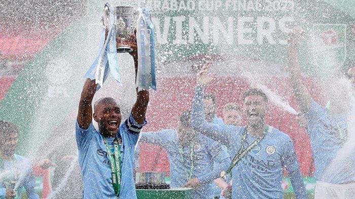 Pep Guardiola Sebut Manchester City Butuh Dua Kemenangan Lagi untuk Raih Juara Liga Inggris