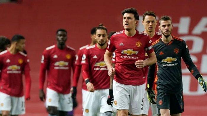 Rating Pemain MU Saat Dikalahkan Sheffield United 1-2, Pogba dan Bruno Cuma 6