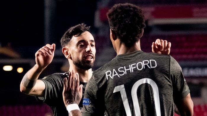 Rating Pemain MU Saat Kalahkan Granada, Leg 1 Perempat Final Liga Eropa