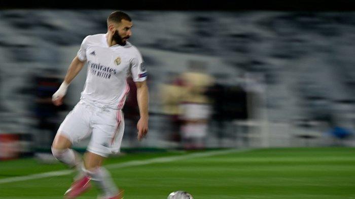 Striker Real Madrid Real Madrid Karim Benzema