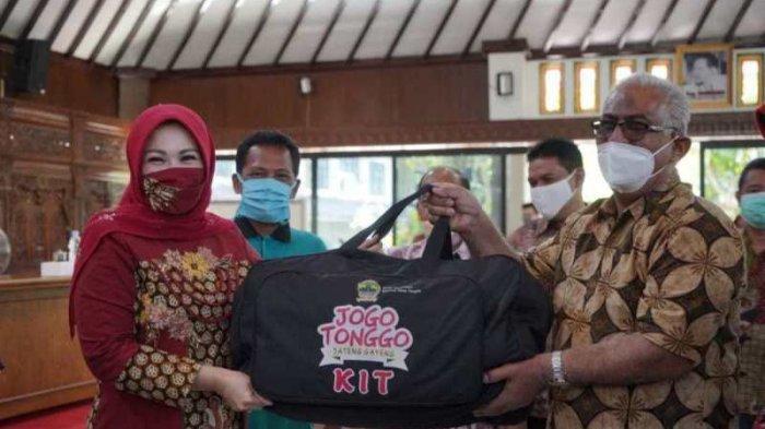 DPRD Jateng Apresiasi Inovasi Bupati Klaten yang Terapkan Tilang Masker