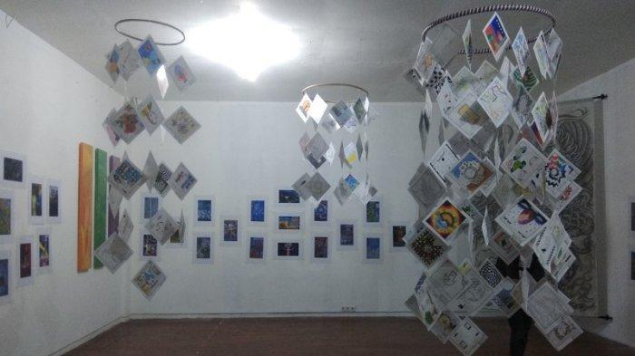 Ratusan Karya Seni Rupa Hiasi Pameran Seni DelArt #13