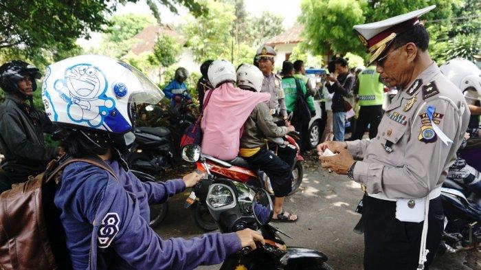Operasi Patuh 2018 Mulai Digelar Besok, Persiapkan Sejumlah Hal Ini agar Tak Ditilang Polisi