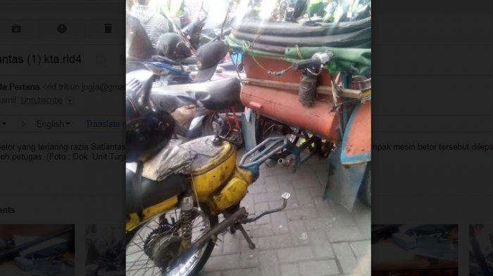 Selama Operasi Patuh, Satlantas Polresta Yogyakarta Tilang 4.458 Pengendara