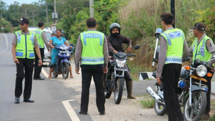 Polisi Mulai Pengamanan Akhir Tahun
