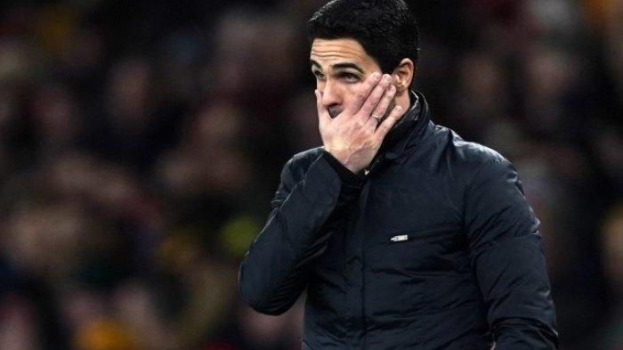 Kata Arteta Soal Strategi The Gunners untuk Kalahkan The Reds Jelang Liverpool Vs Arsenal