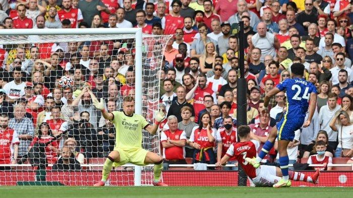 Kiper Arsenal Diproyeksikan Jadi Penganti Samir Handanovic di Inter Milan?
