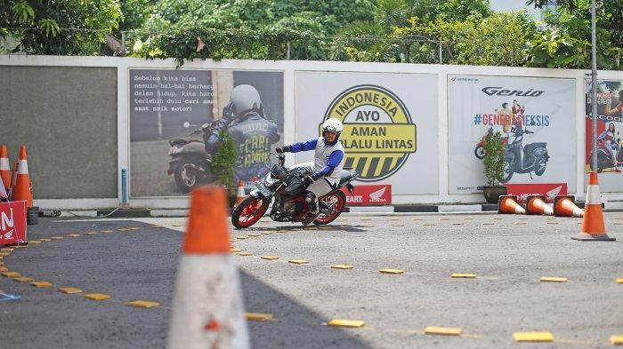 HSFCI Yogyakarta Sabet Dua Podium Kompetisi Safety Riding Regional Yogyakarta 2020