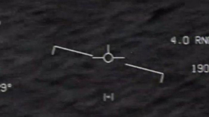 Video Penampakan UFO Dirilis Pentagon, Kecepatannya Sampai 222 Km per Jam