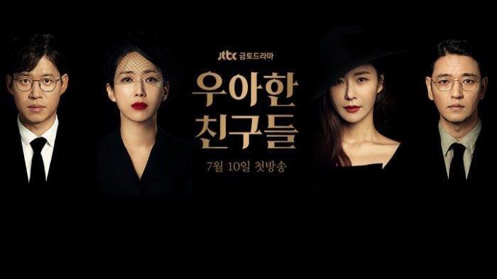 5 Drama Korea Terbaru Bulan Juli 2020 : DariThe Good Detective HinggaElegant Friends