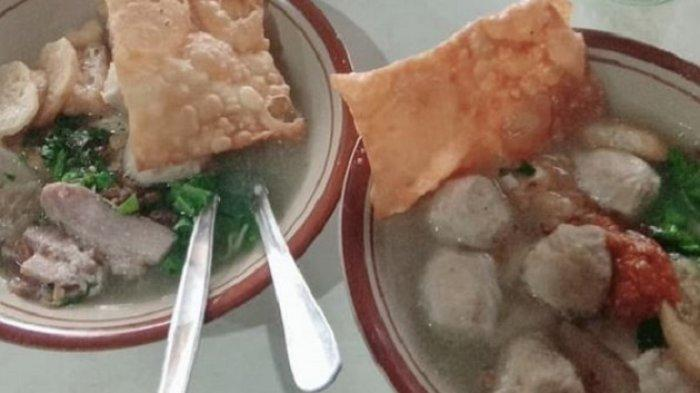Rekomendasi 5 Warung Bakso B2 di Yogyakarta