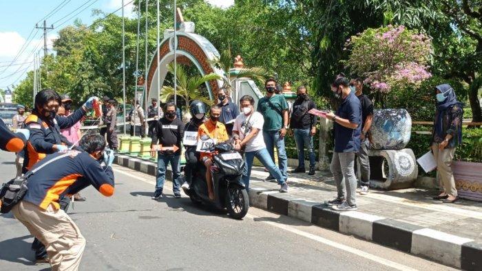 Rekonstruksi Pembunuhan Perempuan Muda di Kulon Progo, Peragakan 11 Adegan