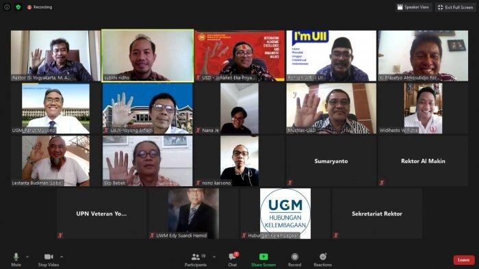 Kampus-kampus di Yogyakarta Bakal Rutin Putar Lagu Indonesia Raya
