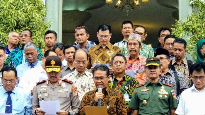 Kaum Intelektual DIY Desak Peserta Pemilu Sabar Menunggu Hasil Real Count KPU