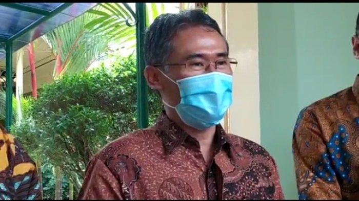 Rektor UGM, Prof Panut Mulyono