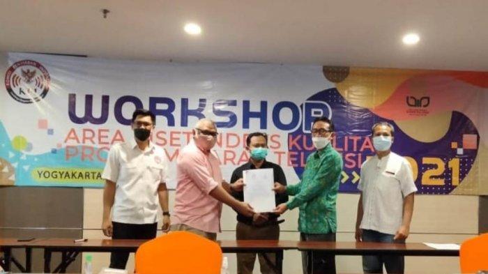 Rektor UIN Yogyakarta Dorong Siaran Televisi di Indonesia Berbasis Riset
