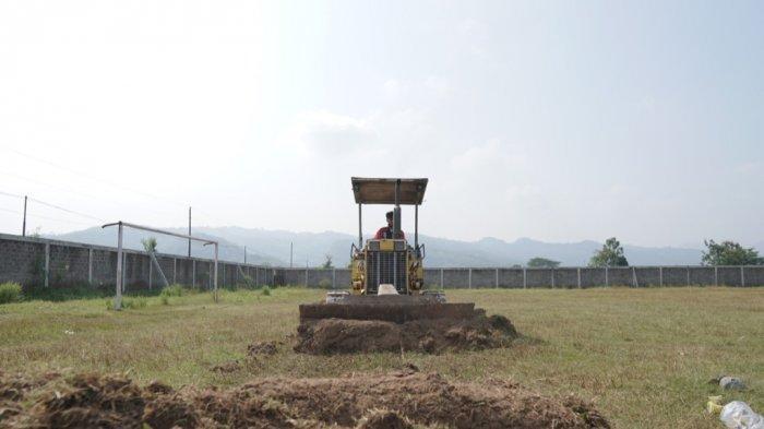 PT PSS Mulai Bangun Training Ground