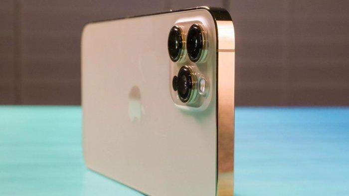 Render atau bocoran penampakan iPhone 13.